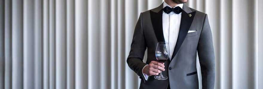 Mode italienne pour homme